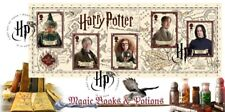 Harry Potter Miniature Sheet Bradbury First Day Cover BFDC Stamps
