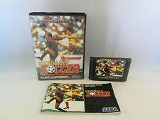 Sega Mega Drive / Genesis - Ultimate Soccer