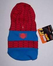 NWT Marvel Comics Spider Man dog costume X-Small Halloween superhero