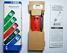 Hanna Instruments HI-98127 pH & Temperature Tester 0.1 pH Resolution - pHep®4