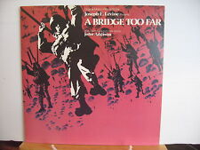 John Addison A BRIDGE TOO FAR Original Soundtrack Vinyl LP FREE UK POST