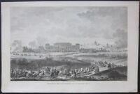 1850ca BATAILLE DE LA FAVORITE Vernet Duplessis La Favorita Mantova Napoleone