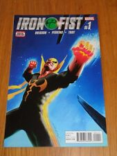 IRON FIST #1 MARVEL COMICS NM (9.4)