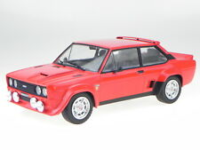 Fiat 131 Abarth 1980 red diecast modelcar 18CMC003 IXO 1:18