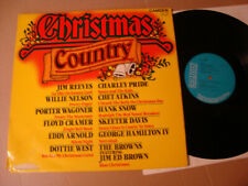 New listing ' CHRISTMAS COUNTRY - Various - LP 1973 Camden CDS 1189 Stereo *NM