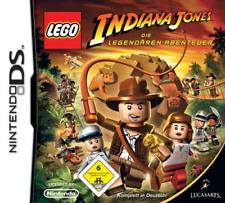 Lego Indiana Jones-Die legendären Abenteuer [versión alemana], buena Nintendo DS