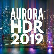 Aurora HDR 2019| Mac OS | Official Version | Lifetime License