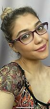 New COACH HC 6760  8952 Purple Ambre 52mm Women's Eyeglasses Frames