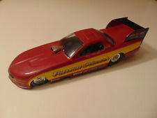 RACING CHAMPIONS 1996 GARY CLAPSHAW FUELISH PLEASURE PONTIAC FUNNY CAR 1:24