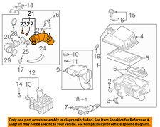 MAZDA OEM 07-12 CX-7 Air Cleaner Intake-Pipe Duct Tube Hose L33E13230