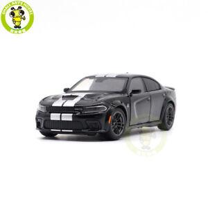 1/32 JKM Dodge Charger SRT Diecast Model Car Toys Kids Boys Gilrs Gifts Sound