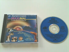 "Super Power Maximal - CD ©1987:12""Mixes:Sandra,Silicon Dream,Other Ones"
