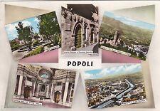 # POPOLI:  5 VEDUTE