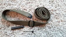 USGI WW2 ERA .30 M1 CARBINE SLING and OILER -  OD - NEW - FREE SHIPPING