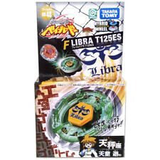 GENUINE Takara Tomy Flame Libra T125ES Beyblade BB-48 in Retail Box - BRAND NEW!
