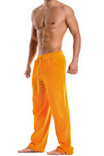 Modus Vivendi Men's Candy Lounge Pants Made of Fine Italian Velvet  2 Colors