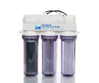 Premier RO/DI Reverse Osmosis Aquarium Reef Water Filtration 75 GPD Made In USA
