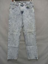 D2215 Levi's 506 True Acid Washed High Grade Jeans Men 30x31