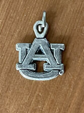 "New listing University of Auburn Tigers Team Logo "" UA "" Pendant Charm"