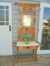 Antique Hall stand - Bowral NSW
