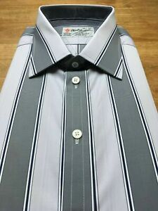 TURNBULL & ASSER Shirt,  UK:17.5, EU: 44,  RRP: £215!   NEW WITH TAGS