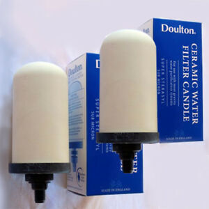 NEW 2 Royal Doulton 12 Month Drinking Water Filter Purifier Cartridges