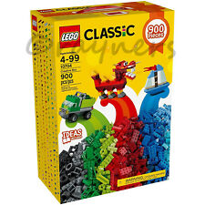 New LEGO Classic Large Creative Brick Box 10704 (900 Pieces; Ideas Included)