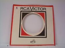 6-RCA  COMPANY 45's SLEEVES  LOT # A-616