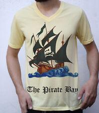 The Pirate Bay T shirt Artwork