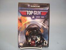 Top Gun Combat Zones Titus Games Nintendo GameCube 2002