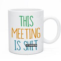 Funny Novelty Joke Tea & Coffee Mug Cup Work Office Gift Idea Men Women