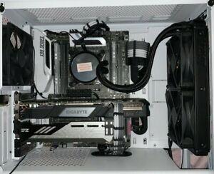 Bundle Scheda Madre Asus x99 + Cpu I7 + Ram 16 Gb + Dissipatore a liquido