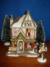 Department 56 Dickens Stratford Holiday Pies and Tarts Village
