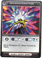 Chaotic n° 44K3 3C99 D896 - Divagaliénation