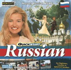 QuickStart RUSSIAN  Use Your Native Language  Vista 7 8 10  Master Russian ASAP