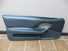 98 99 CHEVROLET CAMARO DRIVER DOOR PANEL OEM GM LH GREY 00 01 02 SS Z28 RS