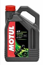 Motul 5000 4T Semi Synthetic Motorcycle Engine Oil 5L