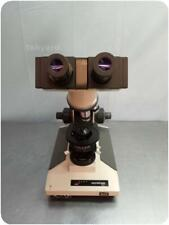 Olympus Bh 2 Binocular Microscope 265161