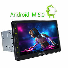 """10.1"""" Android 6.0 GPS Navi Double 2 Din Car Radio Stereo PIP NFC Mirror Link OBD"""