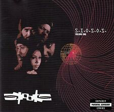 THE SPOOKS : S.I.O.S.O.S. - VOLUME 1 / CD (ANTRA/ARTEMIS/EPIC 2000)
