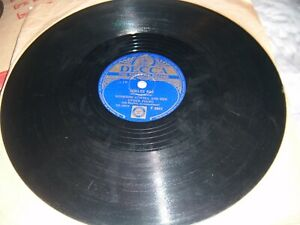 """Jubilee Rag / Gold and Silver Winifred Atwell and Her Other Piano 78 Rpm 10"""""""