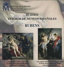 Spanien 10 Euro 2015 PP Schätze der spanischen Museen - Rubens
