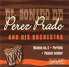 PEREZ PRADO - EL SONIDO DE PEREZ PRADO (2007 COMPILATION CD)
