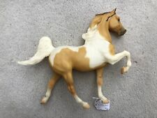 Breyer Horse #700298 A Class Act Pinto Saddlebred Five Gaiter Show Special Run