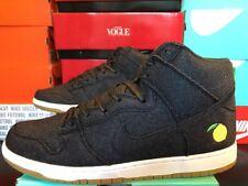e09a072a3677 Nike SB Dunk High TRD QS Pro Momofuku Denim David Chang 881758-071 Men s  Size