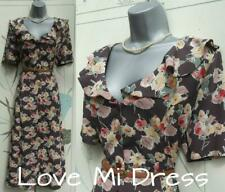 NEXT Ladieswear - 40's Style Vintage Tea Dress Sz 12 EU40
