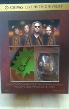 2014 collectible box of Chivas regal Band of brotherhood mana on the front cover