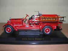 Yatming  1924 Stutz Model Modell C Feuerwehr Fire Fighter 1:43