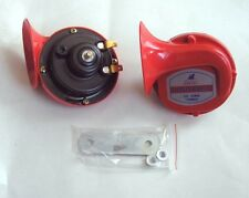12 V Tuning Auto Hupe 2 Klang Horn Lufthorn Fanfare NEU für Peugeot Renault Seat