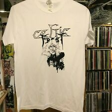 CELTIC FROST - White T-shirt - Size Small S - Black Thrash Metal